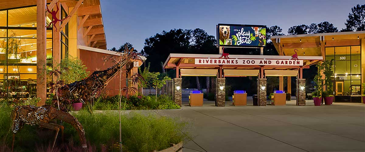 Riverbanks Zoo & Garden :: Columbia, South Carolina