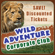 Wild Adventure Corporate Club - SAVE! Discounted Tickets
